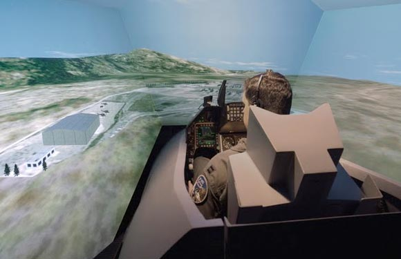 F-22,_F-A-18_and_F-16_Flight_Simulators