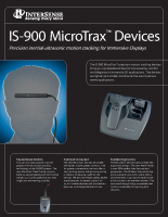 IS-900_MicroTrax_Datasheet
