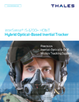 Thales InterSense IS-1200+Hobit V2 Data Sheet