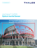 Thales InterSense IS-1500 OIS V2 Data Sheet 2020-09